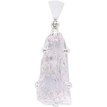 Kunzite Crystal Pendant Necklace by Stones Desire