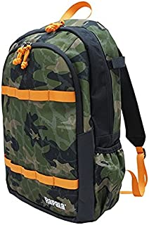 Rapala Unisex's Jungle Backpack, Green/Yellow, One Size