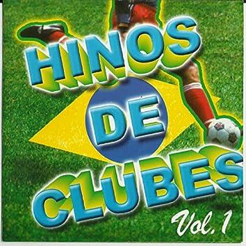 Hinos de Clubes - Vol.01