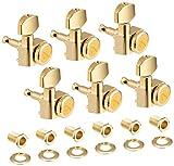 Fender Locking Tuners - Gold