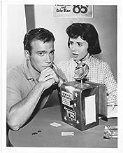 William Shatner 8 x 10 photo Star Trek Boston Legal T.J. Hooker w/Patricia Breslin from