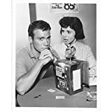 The Twilight Zone with William Shatner Seated with Gil in Nick of Time 8 x 10 Photo