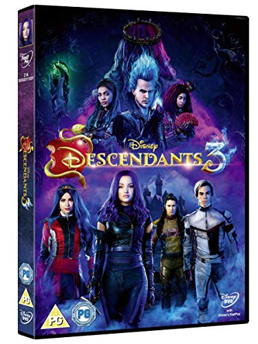 Disney Descendants 3 DVD [2019]