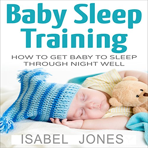 Baby Sleep Training audiobook cover art