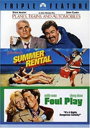 Planes, Trains and Automobiles / Summer Rental / Foul Play