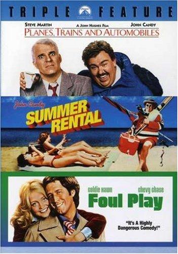 Planes Trains Auto & Summer Rental & Foul Play [DVD] [Region 1] [US Import]...