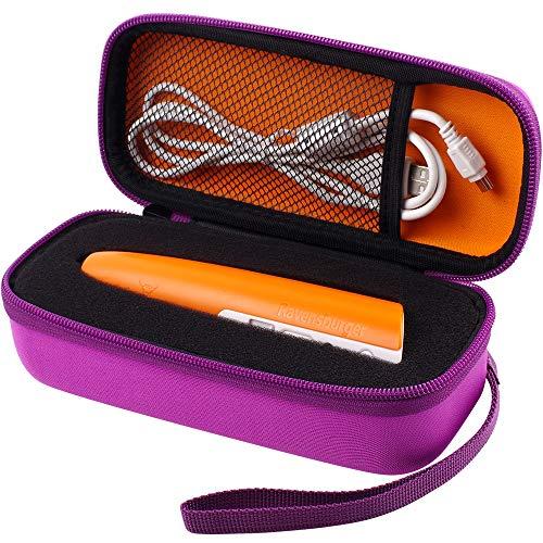 COMECASE Tasche für Ravensburger Tiptoi 00801 / 00700 Tiptoi Stift mit Handschlaufe - Der Stift - Lila