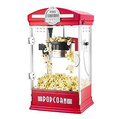 Great Northern Popcorn Company 6076 Big Bambino Red Machine
