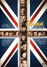 British Cinema Classic B Film Collection: Volume 1 (Tread Softly Stranger / The Siege of Sidney Street / The Frightened Man / Crimes at the Dark House / The Hooded Terror / and more)
