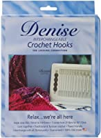 Denise Interchangeable Crochet Hook Kit- (並行輸入品)
