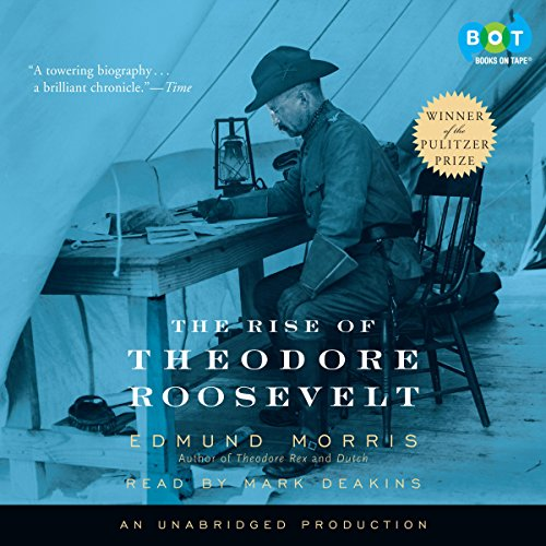 The Rise of Theodore Roosevelt Titelbild