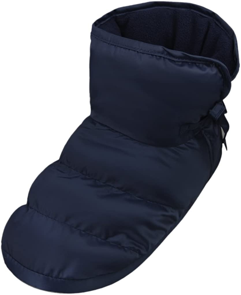 Unisex Indoor Max New York Mall 57% OFF Slippers for Women Men Do Warm Winter Quilted Cozy