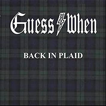 Back in Plaid