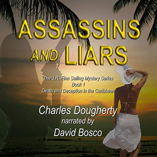 Assassins and Liars audiobook cover art