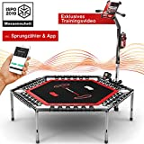 Messe-Neuheit 2019! Smart Fitness Trampolin