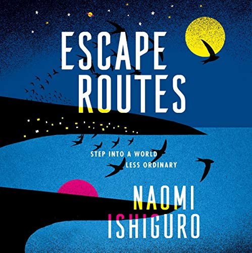 Escape Routes audiobook cover art