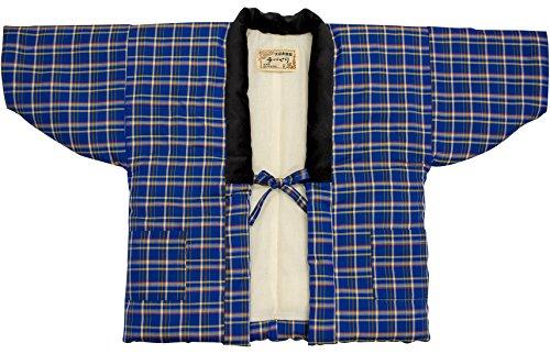 90~140サイズ 日本製だから安心 あったか快適男の子用はんてん・半纏・袢天・ちゃんちゃんこ (110サイズ, 9)