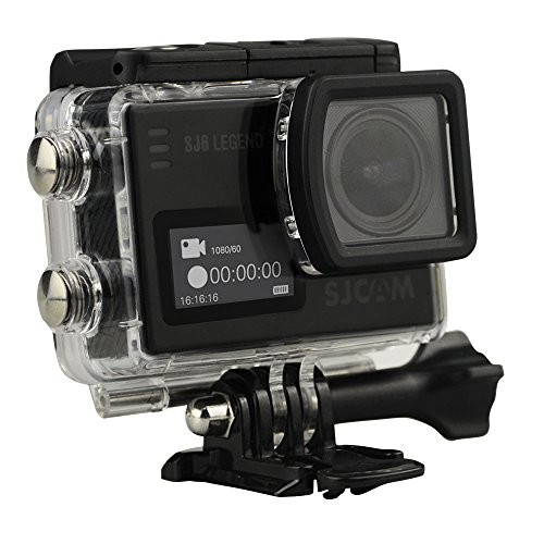 SJCAM sj6 4K Action Camera 16 MP touch screen Dual screen Wifi HDMI Waterproof