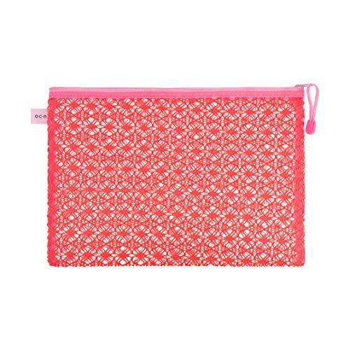 Nécessaire - Lace Bag G, Océane, Pink, Grande