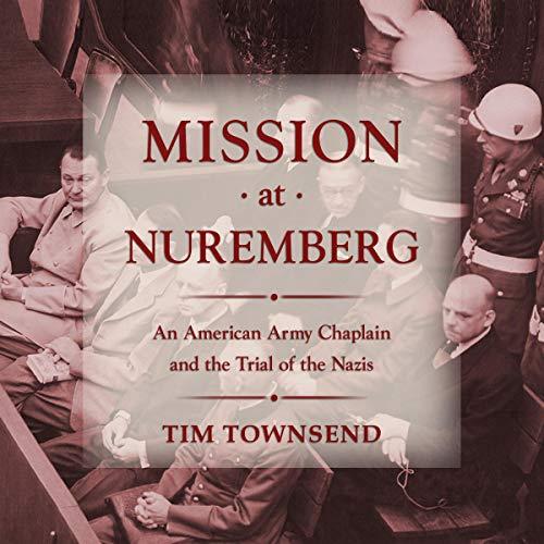 Mission at Nuremberg cover art