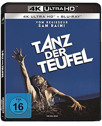 Tanz der Teufel (4K Ultra HD) (+ Blu-ray 2D)