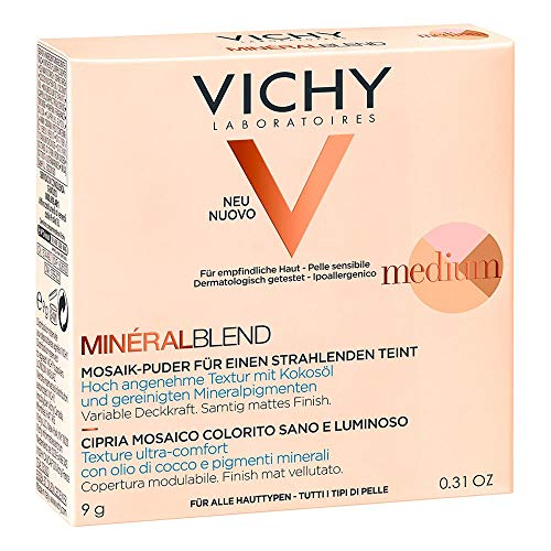 VICHY MINERALBLEND Mosaik-Puder medium 9 g