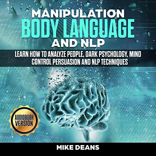 Manipulation Body Language and NLP cover art