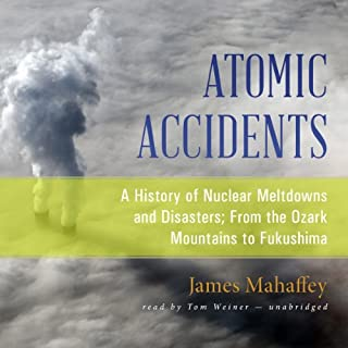 Atomic Accidents audiobook cover art