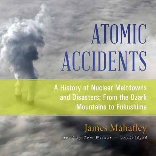 Page de couverture de Atomic Accidents