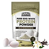 Live Well Compass - 16oz Vanilla Bean Egg White Protein Powder Shake - 25G of Powdered Protein Drink...
