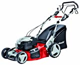 Einhell GE-PM 51 VS-H B&S - Cortacésped de gasolina (2400 W, superficie hasta: 1800 m², capacidad: 70 l) color rojo