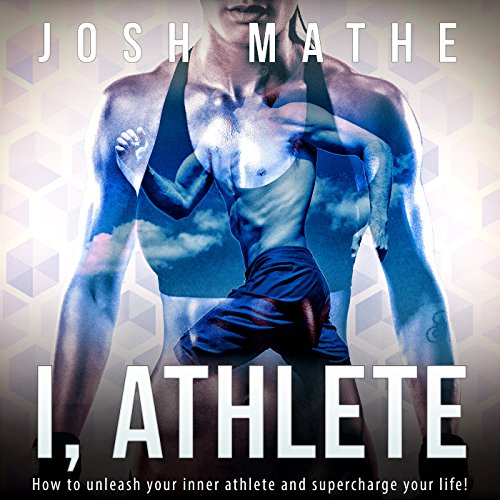 I, Athlete audiobook cover art