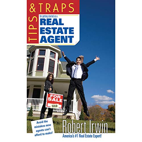 Tips & Traps for Getting Started as a Real Estate Agent cover art