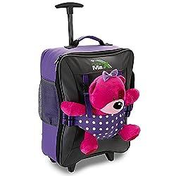 10 best suitcases for children