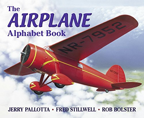 The Airplane Alphabet Book (Jerry Pallotta's Alphabet Books)