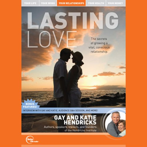 Lasting Love (Live) audiobook cover art