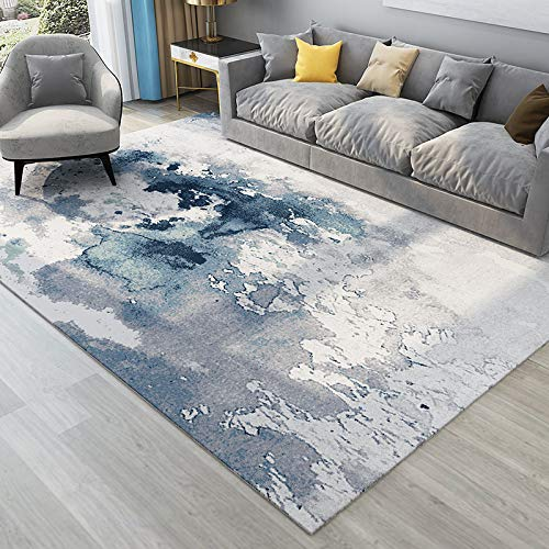 GBFR Lightweight and Simple Minimalist Nordic American Model Abstract Rugs for Living Room Modern Bedroom Rugs Hotel, Bedroom, Living Room 80X120 Style-4