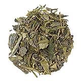 Aromas de Té - Té Verde Chino Lung Ching Ecológico 'Pozo del Dragón' uno de los más Famosos Tés de la China/Té verde Longjing/Té Long Jing - Sabor Vegetal y Fresco - 40 gr