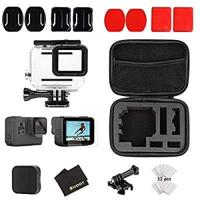 SHOOT Aluminum Solid Vlogging Cooling Case for GoPro Hero 7 by SHOOT
