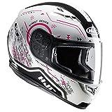 HJC CS-15 Safa - Casco de moto para mujer, color rosa
