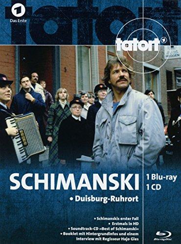 Schimanski - Duisburg Ruhrort (Mediabook+CD) (Neuabtastung in 2K) [Blu-ray]