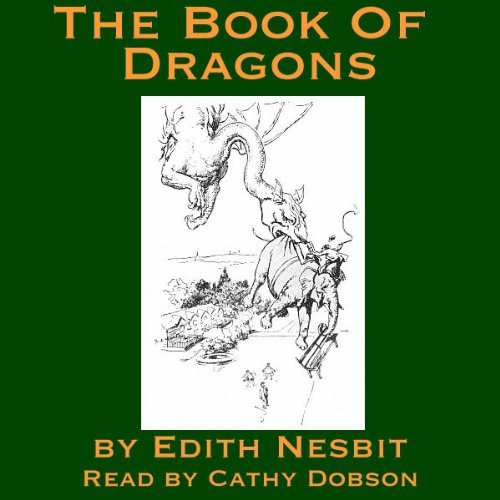 The Book of Dragons cover art
