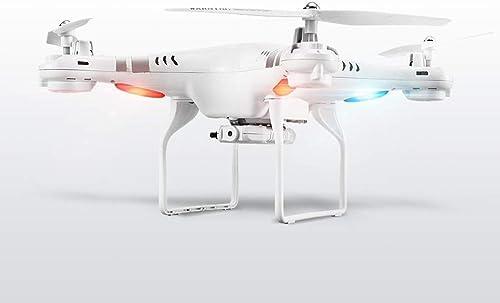 SH5W RTF FPV-Drohne, 2,4 G 4CH 6-Achs-Gyro-RC-Quadcopter, 2-MP-WiFi-Kamera, 3D-Flip Headless-Modus Fernsteuerungsabstand (Farbe   Weiß)