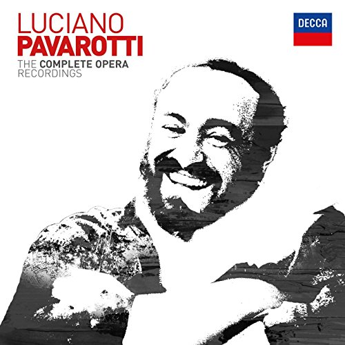 Luciano Pavarotti-The Complete Opéra Recordings