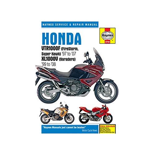 Price comparison product image Motorcycle Haynes Service Repair Manual 3744