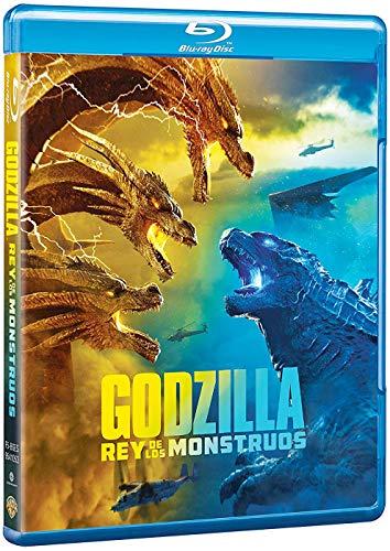Godzilla: Rey De Los Monstruos Blu-Ray [Blu-ray]