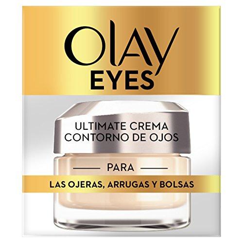 Olay Eyes Ultimate Crema Para Ojeras, Arrugas y Bolsas - 15ml