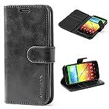 Mulbess LG G2 Case, LG G2 Leather Case, LG G2 Wallet Case,