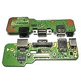 Genuine DELL INSPIRON 1545 1546 I/O Board DC POWER JACK USB RJ45 Charger Board 48.4AQ20.011 08627