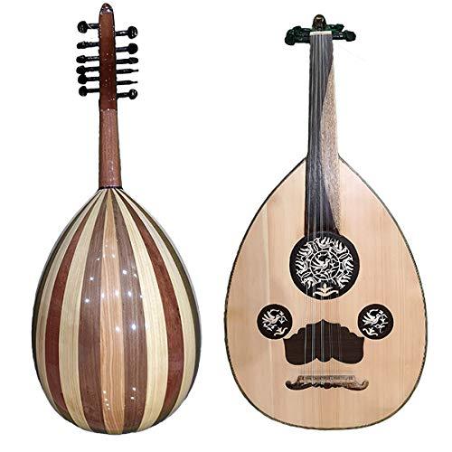 Ägyptisches Oud Denebola – Orientalische Musik, arabische Luth – Geräusche des Orients